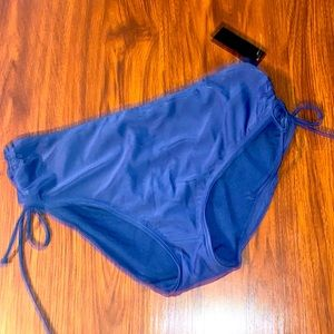24 & Ocean bottoms with tummy control navy blue